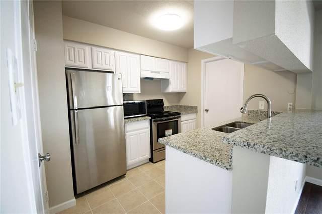 8020 Braesmain Drive #1606, Houston, TX 77025 (MLS #88485929) :: Caskey Realty