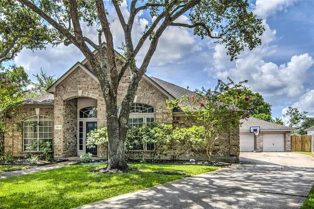 2804 White Oak Lane, Pearland, TX 77584 (MLS #88489498) :: Christy Buck Team