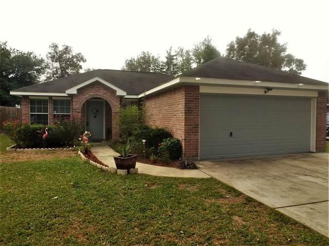 14154 Broken Arrow Drive, Willis, TX 77378 (MLS #88502817) :: Giorgi Real Estate Group
