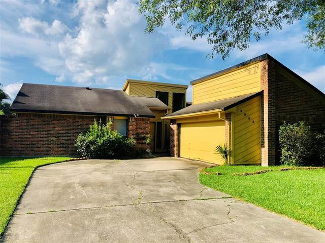 6955 Foxbrook Drive, Humble, TX 77338 (MLS #88503405) :: The SOLD by George Team