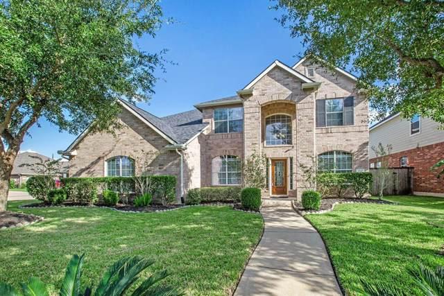 8207 Rosetrail Bend Lane, Katy, TX 77494 (MLS #88505213) :: The Jill Smith Team