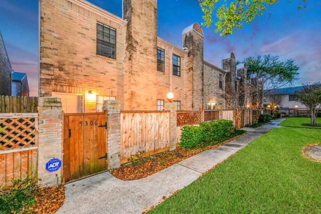 9850 Pagewood Lane #1306, Houston, TX 77042 (MLS #88507066) :: Ellison Real Estate Team