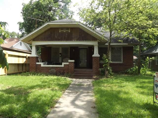 4313 Polk Street, Houston, TX 77023 (MLS #88511863) :: Green Residential