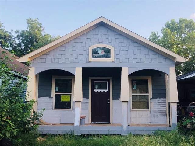 7512 Avenue H, Houston, TX 77012 (MLS #88518588) :: Giorgi Real Estate Group