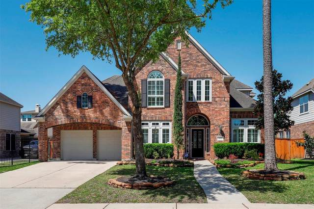 14619 Wood Thorn Court, Humble, TX 77396 (MLS #88527907) :: The Home Branch