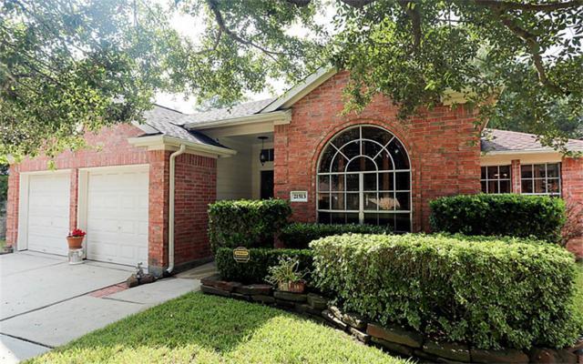 21513 Kingdom Edge, Kingwood, TX 77339 (MLS #88535849) :: Red Door Realty & Associates
