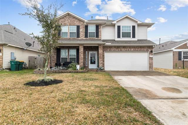 410 Havenstone Lane, La Marque, TX 77568 (MLS #88540165) :: Michele Harmon Team