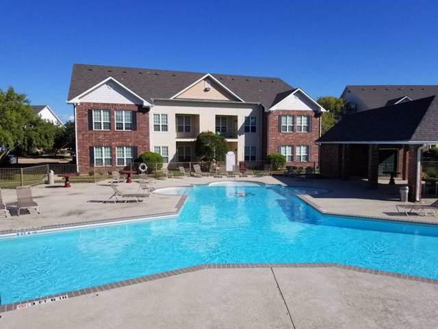 801 Luther Street W #1406, College Station, TX 77840 (MLS #88541803) :: Texas Home Shop Realty