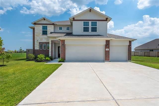 4614 Goldeneye Drive, Baytown, TX 77521 (MLS #88548007) :: The Heyl Group at Keller Williams
