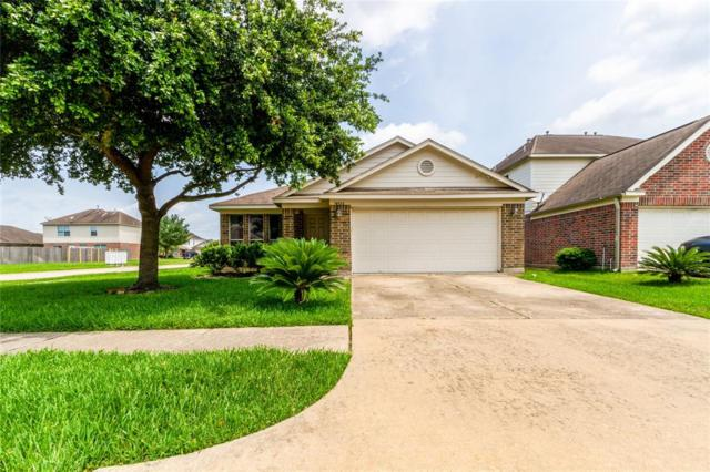 19526 Oleander Ridge Way, Cypress, TX 77433 (MLS #88551084) :: Texas Home Shop Realty
