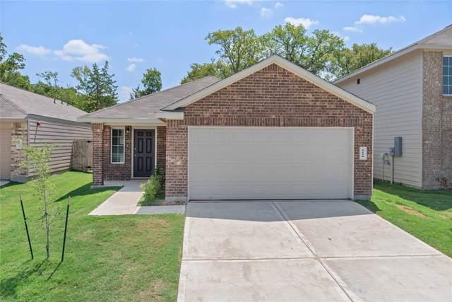 2117 Mossy Creek Court, Bryan, TX 77803 (MLS #88566624) :: Caskey Realty