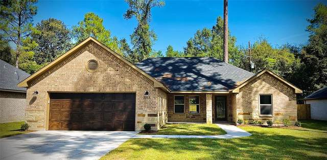 2111 Surry Oaks Drive, Woodbranch, TX 77357 (MLS #88569415) :: The Home Branch
