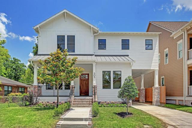 505 Aurora Street, Houston, TX 77008 (MLS #88572263) :: Giorgi Real Estate Group