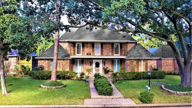 15734 Fleetwood Oaks Drive, Houston, TX 77079 (MLS #88573457) :: The Freund Group