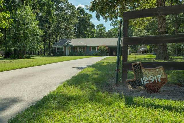 12917 Ranchette Road, Montgomery, TX 77356 (MLS #88579543) :: The Heyl Group at Keller Williams