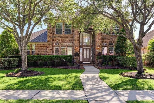 1134 Rippling Springs, League City, TX 77573 (MLS #8858137) :: The Bly Team