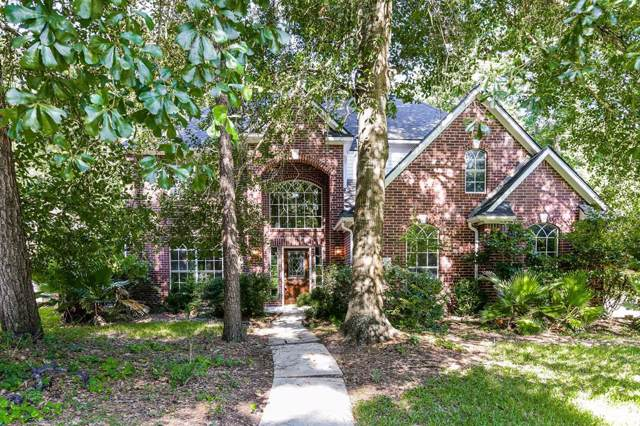24011 Doverwick Drive, Tomball, TX 77375 (MLS #88585669) :: The Jill Smith Team