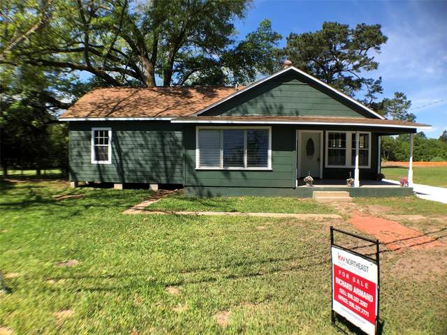 1802 S Houston Avenue, Livingston, TX 77351 (MLS #88586858) :: Connect Realty