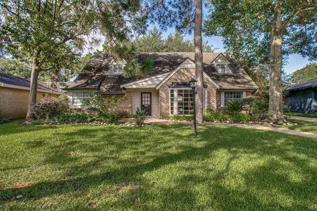 18214 Caprice Lane, Houston, TX 77058 (MLS #88603190) :: The SOLD by George Team