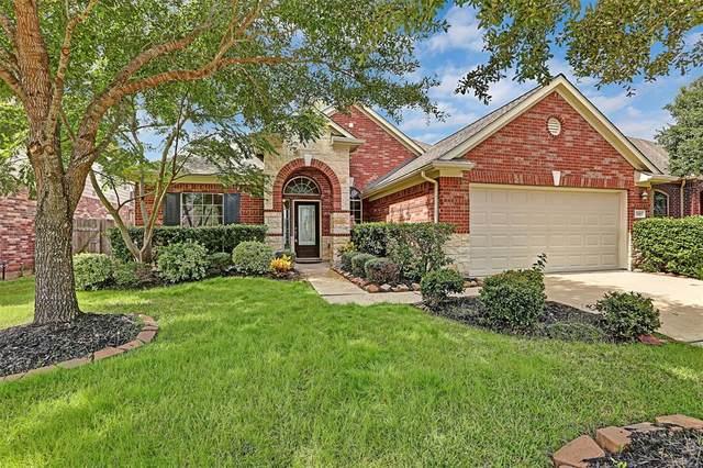 12827 Mason Terrace Lane, Cypress, TX 77433 (MLS #88605927) :: The Freund Group