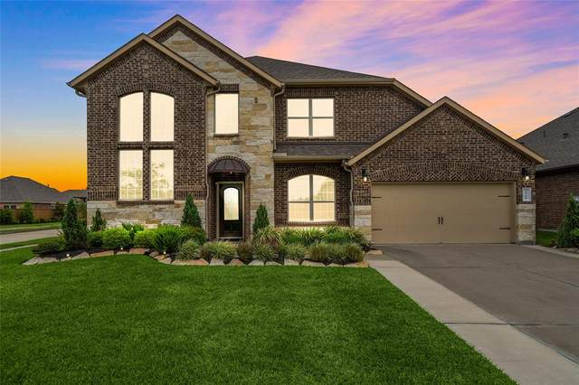 2711 La Spezia Lane, League City, TX 77573 (MLS #88609082) :: The Sansone Group