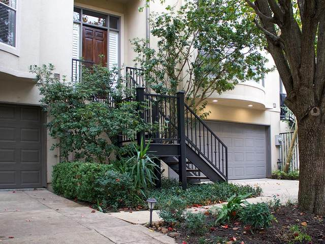 1219 Harold Street, Houston, TX 77006 (MLS #88610009) :: The SOLD by George Team
