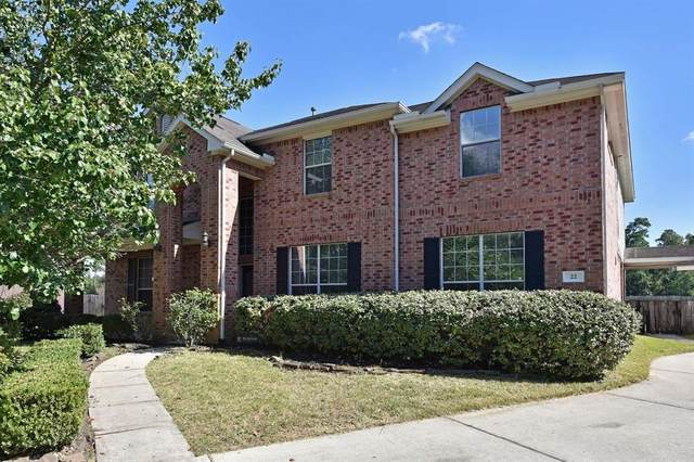22 S April Mist Circle, The Woodlands, TX 77385 (MLS #88613412) :: Christy Buck Team