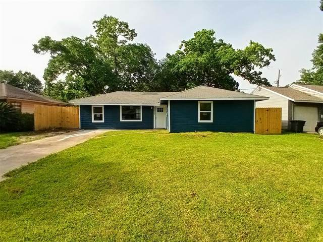 5019 Cosby Street, Houston, TX 77021 (MLS #8861960) :: The SOLD by George Team