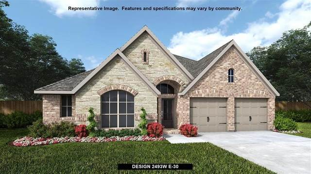 23704 Crossworth Drive, New Caney, TX 77357 (MLS #88624599) :: The Home Branch