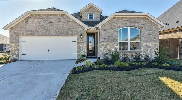 4342 Millers Creek Lane, Manvel, TX 77578 (MLS #88626849) :: The Bly Team