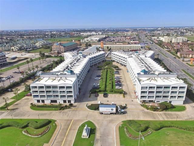 6102 Seawall Boulevard #288, Galveston, TX 77551 (MLS #88628603) :: The SOLD by George Team