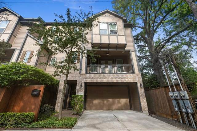 1909 Colorado Street, Houston, TX 77007 (MLS #88636119) :: Connell Team with Better Homes and Gardens, Gary Greene