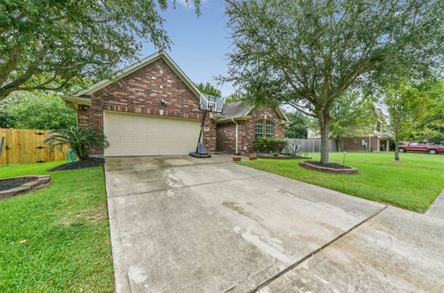 2109 Nassau Drive, Seabrook, TX 77586 (MLS #88639788) :: The Bly Team