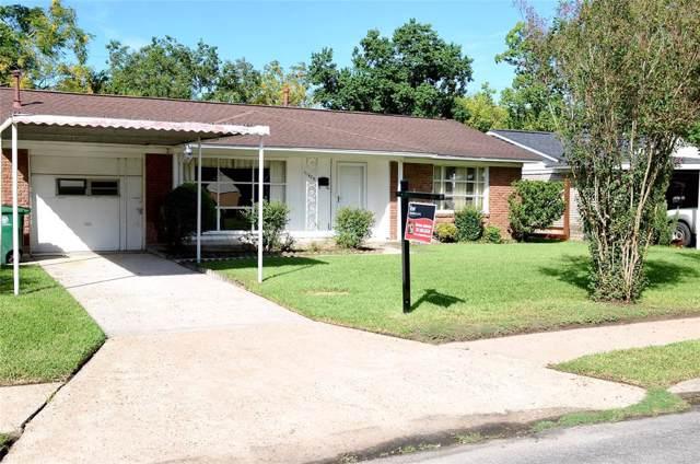 10409 Kittrell Street Street, Houston, TX 77034 (MLS #8864191) :: Texas Home Shop Realty
