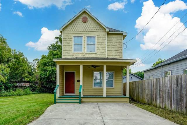 7942 Avenue F, Houston, TX 77012 (MLS #88643284) :: The SOLD by George Team
