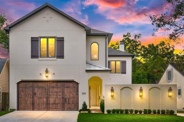 1647 Vassar Street, Houston, TX 77006 (MLS #88654092) :: The SOLD by George Team
