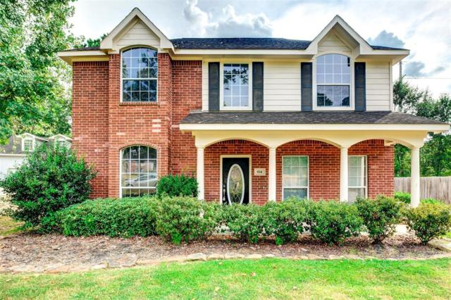 614 Spring Forest Drive, Conroe, TX 77302 (MLS #88665629) :: Texas Home Shop Realty