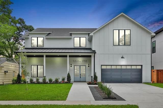 5425 Schumacher Lane, Houston, TX 77056 (MLS #88667793) :: The Home Branch