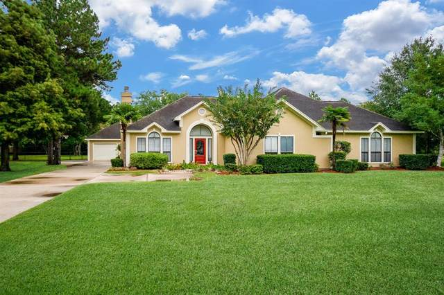 3003 N Saddlebrook Lane, Katy, TX 77494 (MLS #88669573) :: The Andrea Curran Team powered by Compass