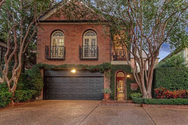 2209 Kingston Street, Houston, TX 77019 (MLS #88683161) :: The SOLD by George Team