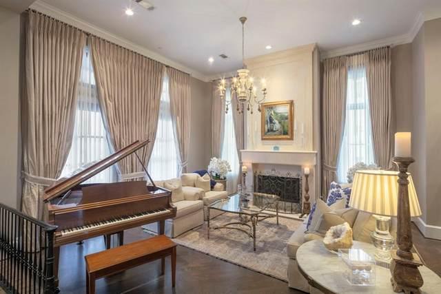 2415 San Felipe Street #14, Houston, TX 77019 (MLS #88693483) :: Texas Home Shop Realty