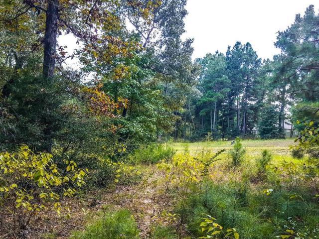 91 N Forest Drive, Huntsville, TX 77340 (MLS #88693700) :: Caskey Realty