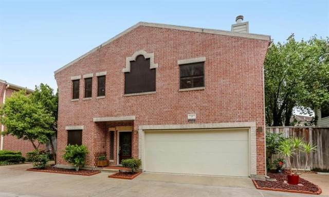 6418 Ferris Drive #4, Houston, TX 77081 (MLS #88701094) :: The Home Branch