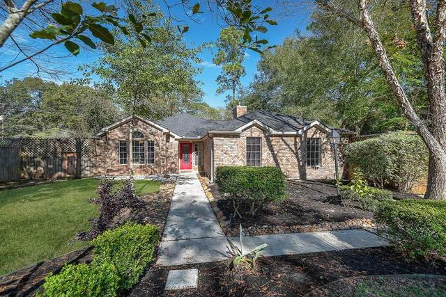 611 Mosswood Drive, Conroe, TX 77302 (MLS #88701136) :: The Queen Team