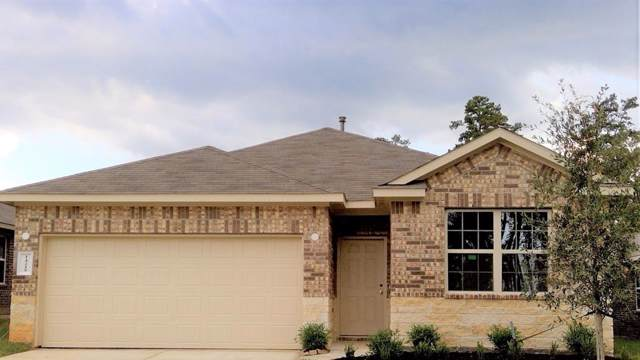 14219 Glacier Bay, Conroe, TX 77384 (MLS #88702734) :: Texas Home Shop Realty