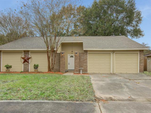 2795 Wood Hollow Drive, League City, TX 77573 (MLS #88708984) :: The Kevin Allen Jones Home Team