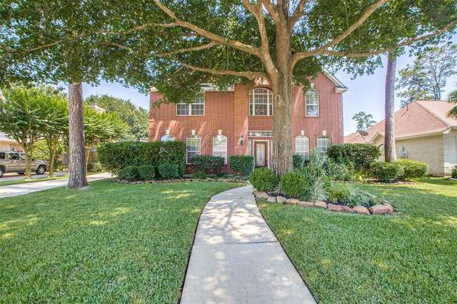 3339 Coltwood Drive, Spring, TX 77388 (MLS #88710199) :: The Freund Group