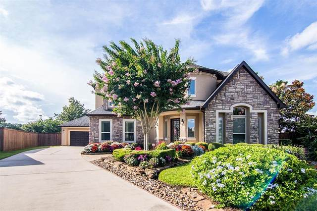 1470 Garden Lakes Drive, Friendswood, TX 77546 (MLS #88710277) :: The SOLD by George Team