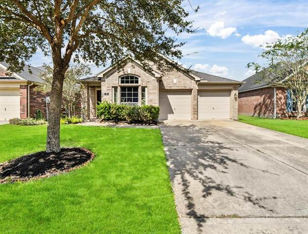 18 Palm Desert Drive, Manvel, TX 77578 (MLS #88711057) :: Keller Williams Realty