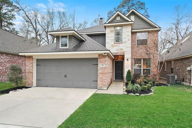 48 Presidio Road, Montgomery, TX 77356 (MLS #88721608) :: Lisa Marie Group | RE/MAX Grand